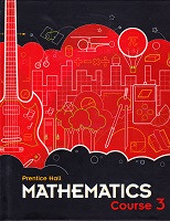 Prentice Hall Mathematics, Course 3; student text