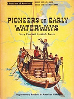 Pioneers on Early Waterways: Davy Crockett to Mark Twain