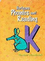 Horizons Phonics and Reading K, Teacher Guide 2