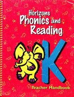 Horizons Phonics and Reading K, Teacher Guide 3
