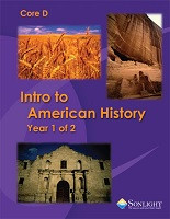 Sonlight D Intro to American History Pt 1, Instructor Guide