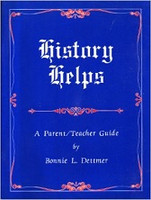 History Helps, a Parent & Teacher Guide