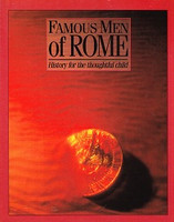 Famous Men of Rome, text & Greenleaf Guide Set