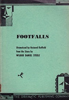 Footfalls, a Play in One Act