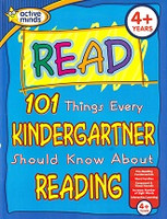 101 Things Every Kindergartner Should Know About Reading