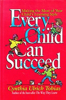 Very Child Can Succeed, Your Child's Learning Style