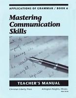 Grammar 12: Mastering Communication Skills, Teacher Manual