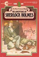 Adventures of Sherlock Holmes, Book One