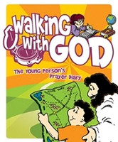 Walking with God, the Young Person's Prayer Diary