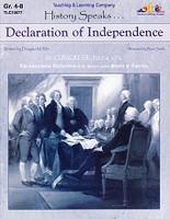 History Speaks: Declaration of Independence