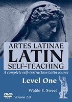 Artes Latinae Latin Self-Teaching, Level One Set