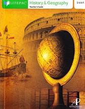 History & Geography 1 Lifepac 2 Volume Teacher Edition Set