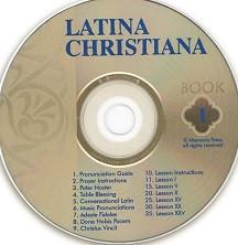 Latina Christiana, Book 1, Pronunciation CD