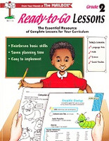 Ready-to-Go Lessons, Grade 2