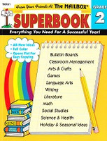 Superbook Grade 2, everything you need for a successful year