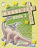 Crossword Crazy, Book 3