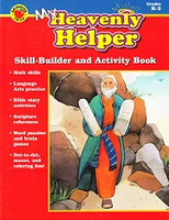 My Heavenly Helper Skill-Builder and Activity Book, K-2nd