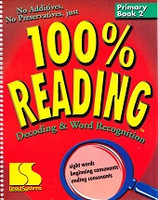 No Additives, No Preservatives, just 100% Reading, Primary 2
