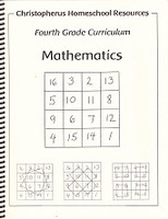 Fourth Grade Curriculum, Mathematics
