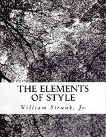 Elements of Style, 2012 Reprint of 1920 Edition