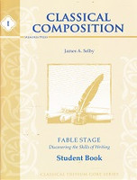 Classical Composition I, Fable Stage Student, Teacher Manual