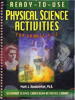 Hands-On Physical Science Activities, for Grades 5-12
