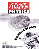 Active Physics: Predictions, student text