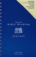 Trio Bible Reading Journal