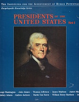 Presidents of the United States, Set 1, Information Cards