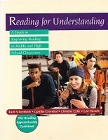 Reading for Understanding, Improving in Middle, High School