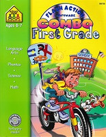 Flash Action Software Combo First Grade