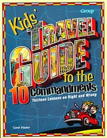 Kids' Travel Guide to the 10 Commandments