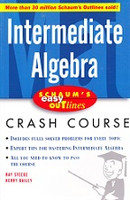 Intermediate Algebra Crash Course