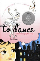 to dance, a ballerina's graphic novel, a memoir