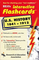 U.S. History 1841-1912 Flashcards in a Book
