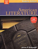 American Literature, student, Teacher Edition & DVD Set