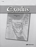 Bible 7: Exodus, Tests & Test Key Set