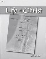 Bible 7: Life of Christ, Tests & Test Key
