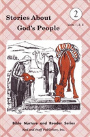 Stories About God's People 2, Units 1,2,3, student