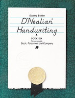 D'Nealian Handwriting 6, 2d ed., nonconsumable