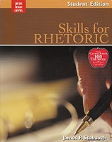 Skills for Rhetoric, student edition & Teacher Set