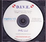 D.I.V.E. Saxon Algebra 1/2, 3d ed., CDRom