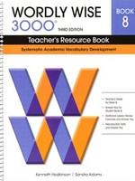 Wordly Wise 3000, 3d ed., Book 8, Teacher Resource Book