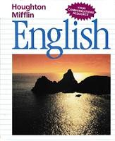 Houghton Mifflin English 6, student text & workbook Set