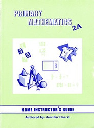 Singapore Primary Mathematics 2A Home Instructor Guide