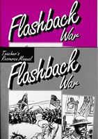 Flashback War Comprehension Workbook & Teacher Set