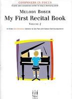 My First Recital Book, Volume 2