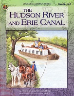 Hudson River and Erie Canal