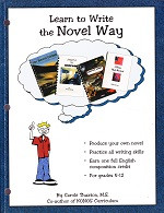 Learn to Write the Novel Way: Produce own novel