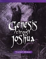 Veritas Bible 2: Genesis through Joshua, Teacher Manual